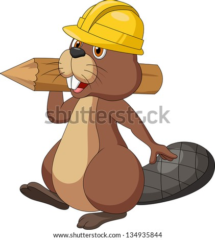 Beaver Cartoon Stock Images Royalty Free Images Amp Vectors