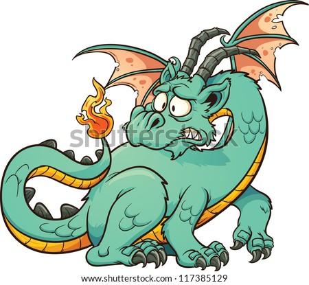 cute cartoon green dragon vector clip stock vector 117385129 rh shutterstock com clip art dragonfly clip art dragonfly