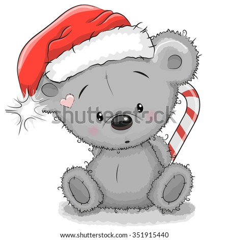 Have Nice Day Wishing Card Cute Stock Vector 238688269 ...