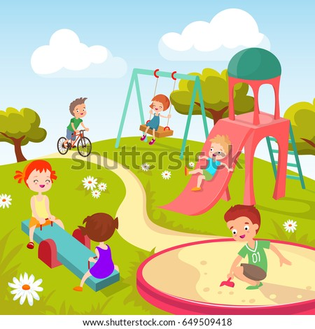 Image Result For Playground Equiptment