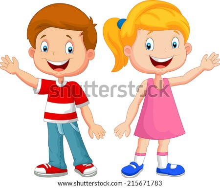 Boys And Girls Stock Images, Royalty-Free Images & Vectors ...