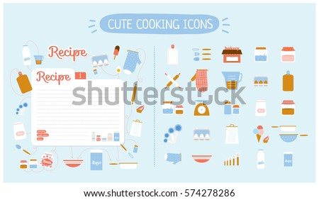 Cute food icons set restaurant cafe stock vector hd royalty free cute food icons set for restaurant cafe bakery and fast food vector illustration forumfinder Gallery