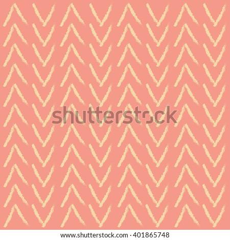 cute geometric pattern  - stock vector