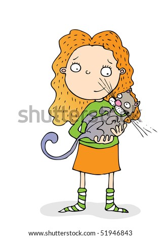 Crazy Cat Lady Stock Images, Royalty-Free Images & Vectors ...