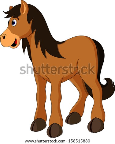 Cartoon Horse Stock Images, Royalty-Free Images & Vectors ...