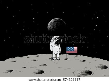 Trump policy directive makes Moon NASAs official goal for