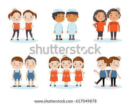 Twins Stock Images Royalty Free Images Amp Vectors