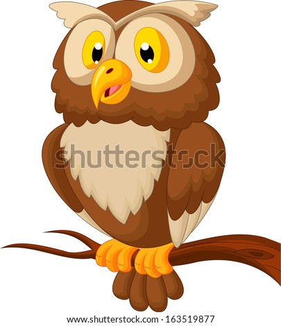 Owl Cartoon Stock Images Royalty Free Images Amp Vectors