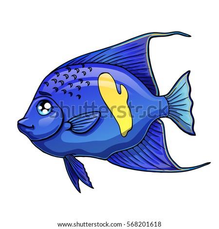 Fish Hooks Send Me An Angel Fish