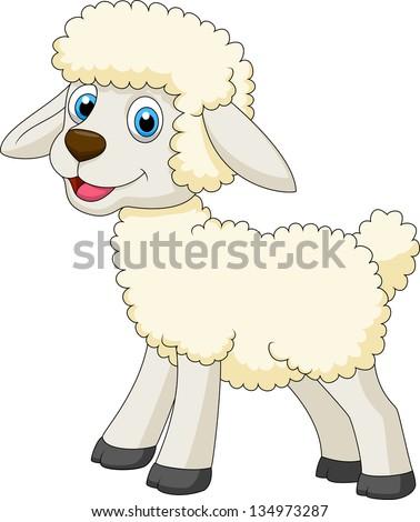 Cartoon Lamb Stock Images, Royalty-Free Images & Vectors ...