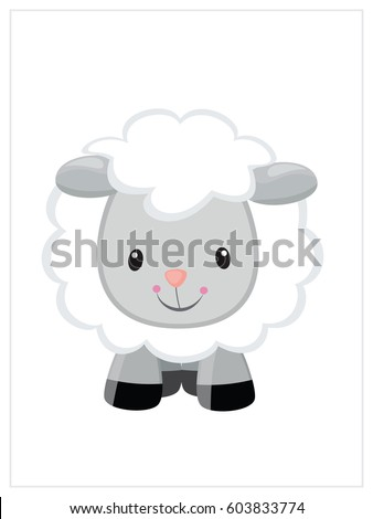 Baby Lamb Stock Images Royalty Free Images Amp Vectors Shutterstock