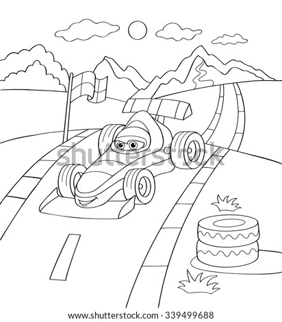 Outdoor Sports Coloring Pages