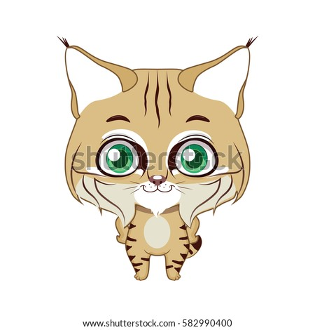 Bobcat Free Vector Art - (262 Free Downloads) - Vecteezy