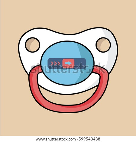 Pacifier Stock Images, Royalty-Free Images & Vectors | Shutterstock