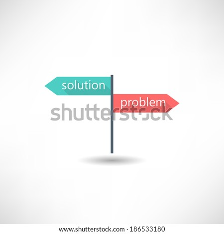 Cycle process diagram, vector illustration - stock vector