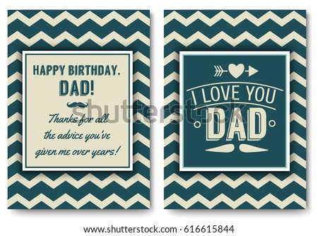 Happy Birthday Dad Images RoyaltyFree Images Vectors – Happy Birthday Card Dad