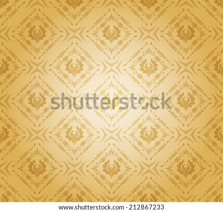 damask decorative wallpaper vector vintage  patterns abstract background