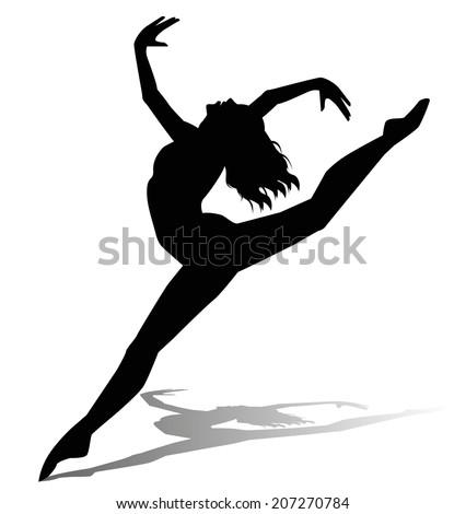Dancer stok g rseller telifsiz g rseller ve vekt rler for Ballerine disegnate