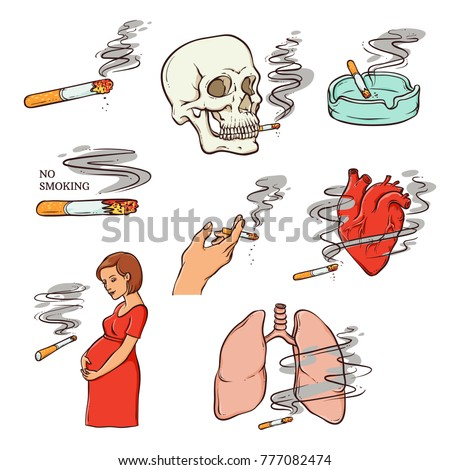 dangers of cigarette smoking Cigarette smoking is hazardous to your health it's a wonder then, why so many  people do it learn the hazards of cigarette smoking.