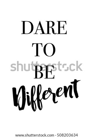 Dare Quotes Inspiration Dare Stock Images Royaltyfree Images & Vectors  Shutterstock