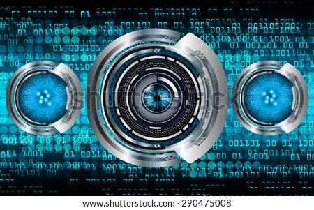 dark black color Light Abstract Technology background for computer graphic website internet and business. circuit. vector illustration. abstract digital . silver. infographics. eye.