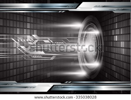 dark black color Light Abstract Technology background for computer graphic website internet and business.circuit. illustration. abstract digital . silver. infographics. motion move blur.neon. vector