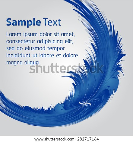 dark blue color Light Abstract Technology background for computer graphic website internet and business. text box. Brochure. card. wave. silver white background