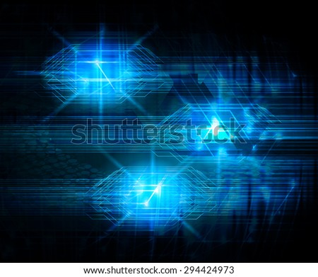dark blue color Light Abstract Technology background for computer graphic website internet and business. circuit. illustration. digital. infographics. binary code background.