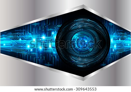 dark blue color Light Abstract Technology background for computer graphic website internet and business. circuit. illustration. digital. infographics. binary code background. www. vector. Spark. eye