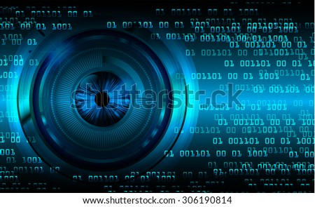 dark blue color Light Abstract Technology background for computer graphic website internet business.circuit.vector illustration.abstract digital. infographics. motion move blur.neon. Gear.eye zero one