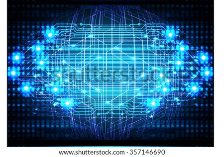 dark blue green color Light Abstract Technology background for computer graphic website internet business.circuit.illustration.digital.infographics.binary code.  www.vector.motion move blur.