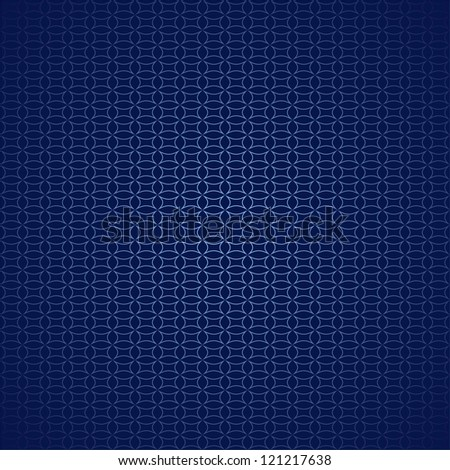 Dark blue pattern background