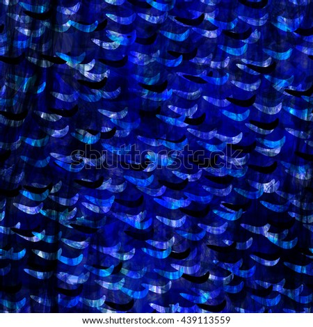 seamless dark water texture. Wonderful Water Dark Blue Texture Abstract Seamless Vector Pattern Like Fish Scales Wavy  Lines To Seamless Water Texture