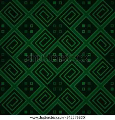 dark green carpet texture. Fine Green Dark Green Fancy Seamless Pattern In Carpet Style Bright Contrast Design  For Carpet And Green Carpet Texture