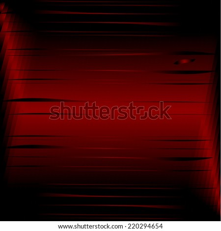 Dark red background with grid strips texture pattern - stock vector