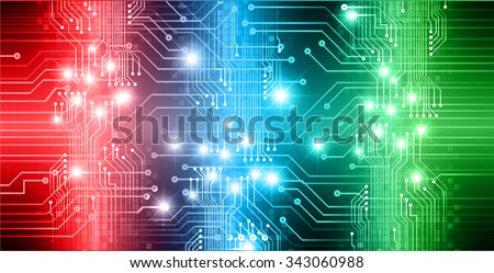 dark red blue green Light Abstract Technology background for computer graphic website internet and business. circuit. illustration. digital. infographics. binary code background. www.vector.Spark - stock vector