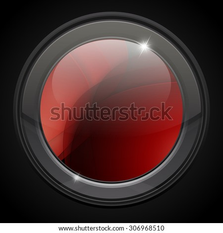 dark vector  web button. Elements for design. Eps10 - stock vector