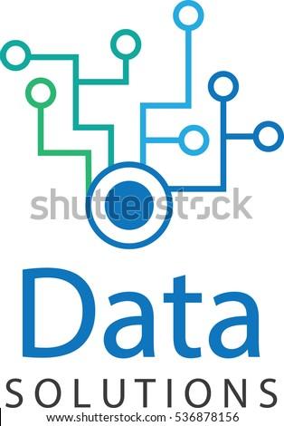 database logo stock vector 536878156 shutterstock rh shutterstock com logo database free logo database