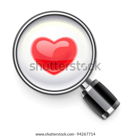 Dating concept, eps 10 - stock vector
