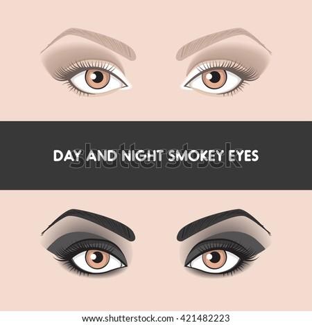 makeup pictures smokey eyes mugeek vidalondon