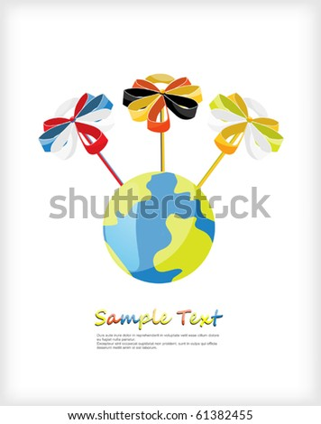 day European languages. - stock vector