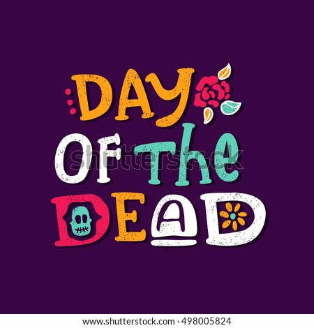 Quote Of The Day Logo Muertos Stock Images, ...