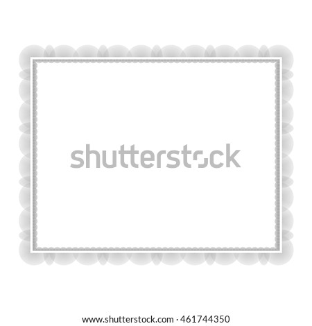 Decorative Document Frame