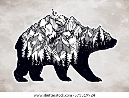 Rocky mountain bear fuck