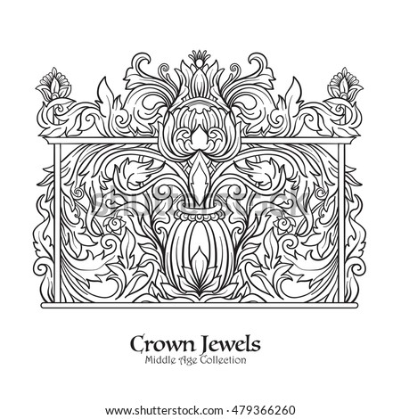 forms and decorative elements in renaissance The cultural renaissance of the art and its pleasing elements, from erté's svelte forms to the sleek ss normandie radios, decorative elements and.