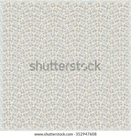 Decorative grain background. Wallpaper texture. Abstract vector. - stock vector