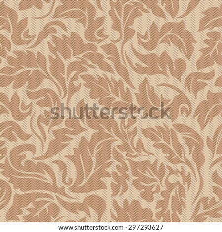 Decorative Old Fashioned Pattern