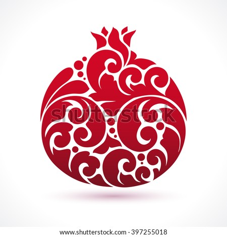 Pomegranate Stock Phot... Wood Sign Clip Art