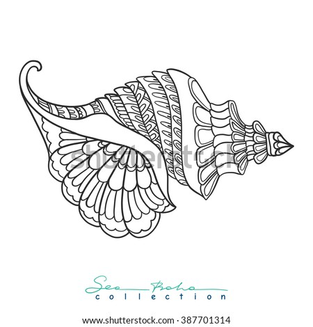 Outline shell likewise Flower Pot additionally Search Vectors further Printable White Coloring Pages together with Ice Cream Coloring Pages. on free summer coloring pages for adults