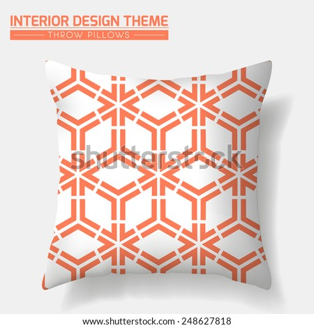 Throw Pillows Stock Photos, Images, & Pictures Shutterstock
